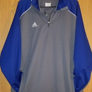 Adidas Men's Pullover Jacket